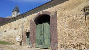 Texturas de França: antigo Fotos de Stock