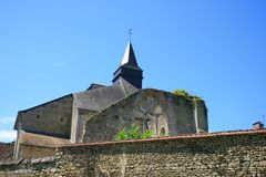 Texturas de França: Fours-en-Vexin Imagem de Stock Royalty Free