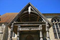 Texturas de França: Fours-en-Vexin Fotos de Stock Royalty Free