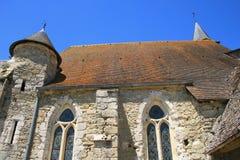 Texturas de França: Fours-en-Vexin Imagens de Stock Royalty Free