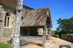Texturas de França: Fours-en-Vexin Foto de Stock Royalty Free
