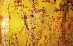 Texturas de Grunge Imagem de Stock