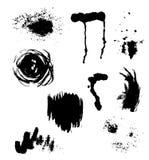 Texturas de Grunge Fotografia de Stock Royalty Free