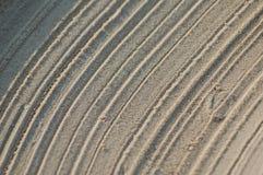 Texturas de la arena Fotos de archivo libres de regalías