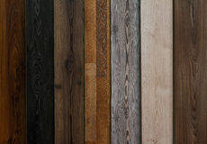 Texturas de madeira Imagens de Stock Royalty Free