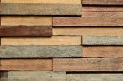 Texturas de madeira do teste padrão Imagens de Stock Royalty Free