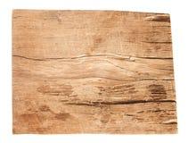 Texturas de madeira velhas das pranchas isoladas no fundo branco fotografia de stock