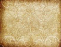 Texturas de oro Fotografía de archivo