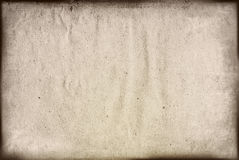 Texturas de papel velhas Imagens de Stock Royalty Free