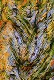 Texturas de pedra abstratas foto de stock