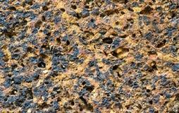 Texturas de piedra del fondo Fotografía de archivo libre de regalías