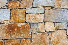 Texturas de piedras viejas imagen de archivo