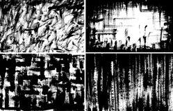 Texturas del Grunge Imagen de archivo libre de regalías