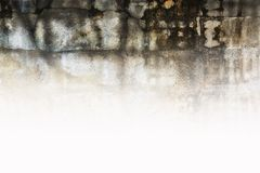 Texturas del Grunge del fondo de la pared Fotografía de archivo libre de regalías