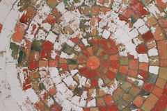 Texturas del tejado Fotografía de archivo libre de regalías