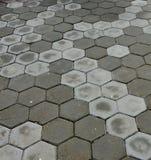 Texturas diagonales Imágenes de archivo libres de regalías