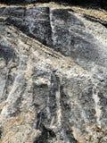 Texturas do cascalho do canteiro de obras do trabalho Imagens de Stock