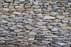 Texturas do fundo da pedra da parede do Grunge, fundo da rocha foto de stock