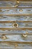 Texturas do fundo de placas idosas com pintura gasto e rachada Pranchas de madeira retros fotos de stock royalty free