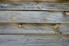 Texturas do fundo de placas idosas com pintura gasto e rachada Pranchas de madeira retros textura do close up foto de stock royalty free