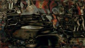 Texturas do Grunge e fundos de alta resolução 10497 Imagens de Stock Royalty Free