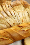 Texturas do pão imagens de stock royalty free