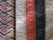 Texturas do saco   Imagem de Stock