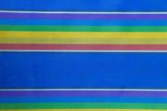 Texturas e cor da cadeira de praia para o fundo foto de stock