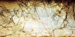 Texturas e fundo de Grunge Imagens de Stock