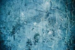 Texturas e fundos concretos rachados do grunge Foto de Stock