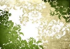 Texturas e fundos do estilo de Ásia ilustração royalty free