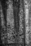Texturas e quebras da parede Fotografia de Stock Royalty Free