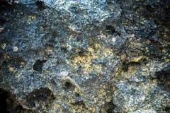 Texturas e testes padrões dos pedregulhos na natureza Fotos de Stock