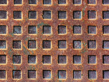 Texturas metálicas Imagen de archivo libre de regalías