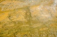 Texturas na laranja e na Olive Green imagens de stock