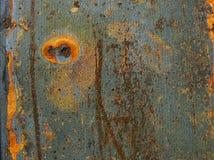 Texturas oxidadas Fotografia de Stock