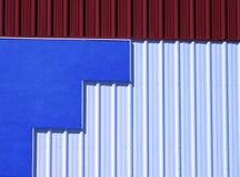 Texturas patrióticas Foto de Stock