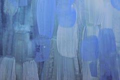 Texturas pintadas abstratas do fundo Fundo colorido abstrato Textura colorida da parede imagens de stock