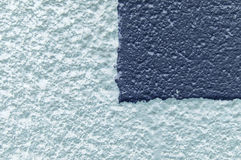 Texturas pintadas das paredes Foto de Stock