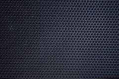 Texturas pretas fotografia de stock