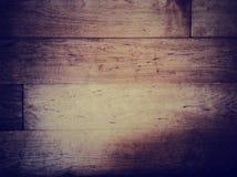 Texturas retros de madeira do estilo Imagens de Stock Royalty Free