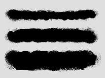 Texturas salpicadas tinta del fondo del Grunge Fotografía de archivo