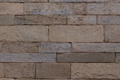 Texturas talladas de la piedra Imagen de archivo