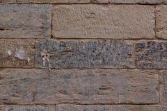 Texturas talladas de la piedra Fotografía de archivo libre de regalías