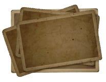 Texturas velhas da foto Imagens de Stock Royalty Free