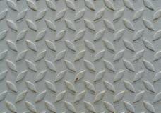 Texturbakgrund av stålplattan Arkivbild
