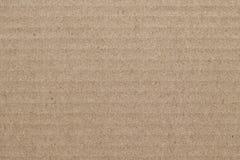 Texturbakgrund för brunt papper använder oss designen för kraft brevpapper- eller paperboardbakgrund royaltyfri fotografi