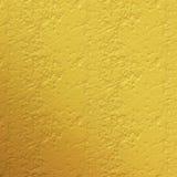 Texturbakgrund för guld- folie Royaltyfria Foton