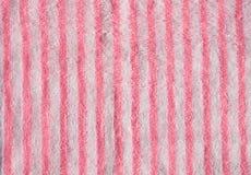 Texturbakgrund för naturligt tyg av bomullstorkduken royaltyfria foton