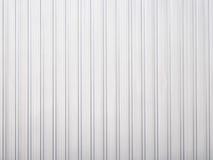 Texturbakgrund för vit metall Arkivbilder